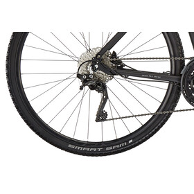 Serious Tenaya Hybridcykel Hybrid svart